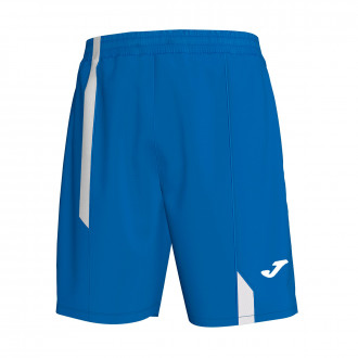 Bermuda Shorts  Joma Supernova Royal-White