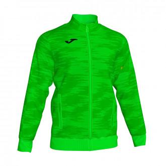 Jacket  Joma Grafity Verde flúor
