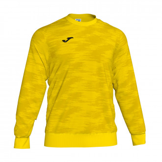 Sweatshirt  Joma Grafity Yellow