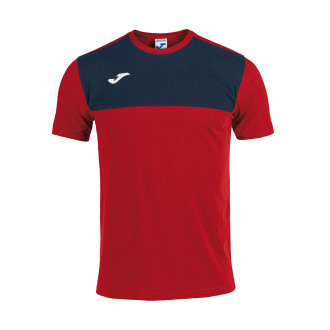 Jersey  Joma Winner Cotton m/c Red-Navy blue