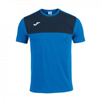 Jersey  Joma Winner Cotton m/c Azul royal-Navy blue