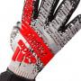 Guante Predator Pro Silver metallic-Black-Hi-Res red