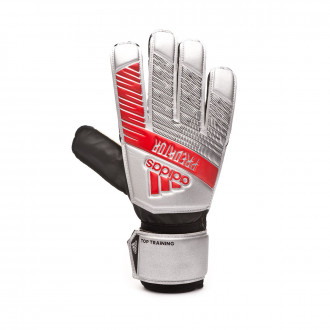 Glove  adidas Predator Training Silver metallic-Black