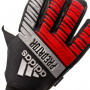 Guante Predator Pro Ultimate Black-Silver metallic-Hi-Res red