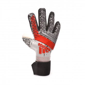 Gant adidas Predator Pro PC Black-Silver metallic-Hi-Res red