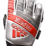 Guante Predator Training FingerSave Niño Silver metallic-Black