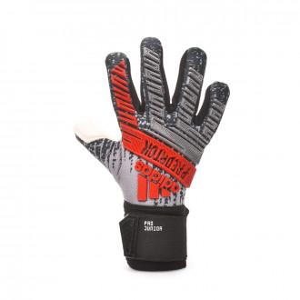 Glove  adidas Predator Pro Niño Silver metallic-Black