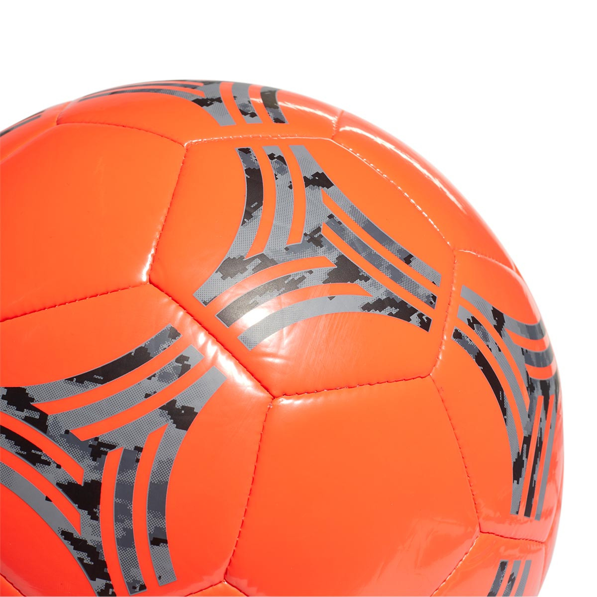 ejemplo Espere acerca de  Ball adidas Tango Street Capitano Semi solar red-Carbon-Black-Grey Theree -  Football store Fútbol Emotion