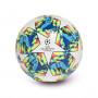 Balón Finale 19 Capitano White-Bright cyan-Solar yellow-Shock pink