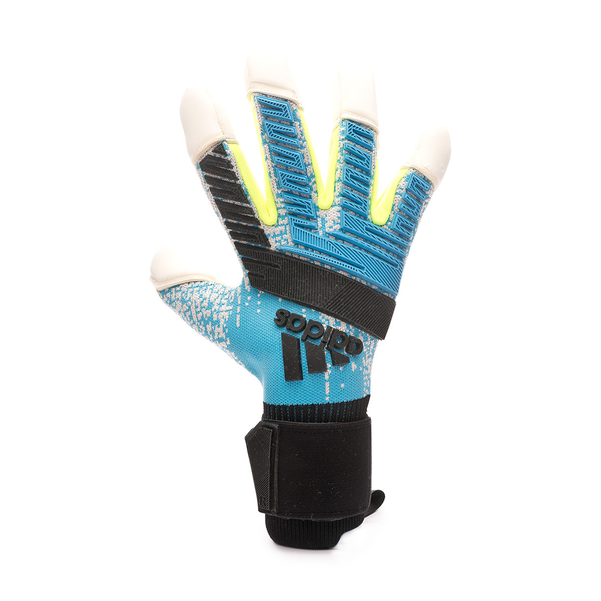 huge inventory premium selection lace up in adidas Predator Pro Hybrid PC Glove