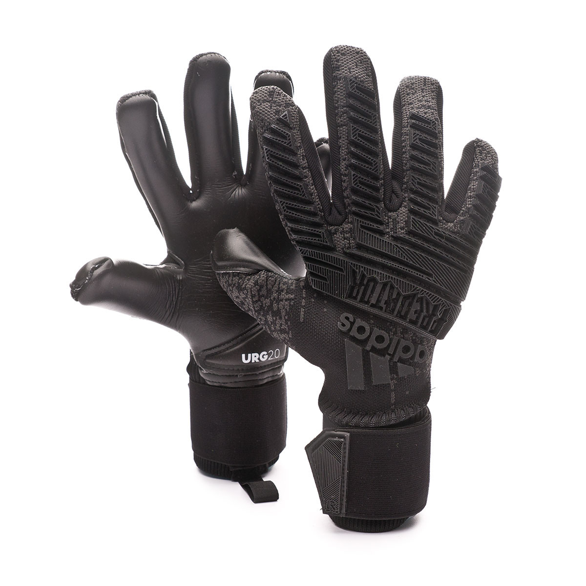 Puntualidad orar bufanda  Guante de portero adidas Predator Pro Utility black - Tienda de fútbol  Fútbol Emotion