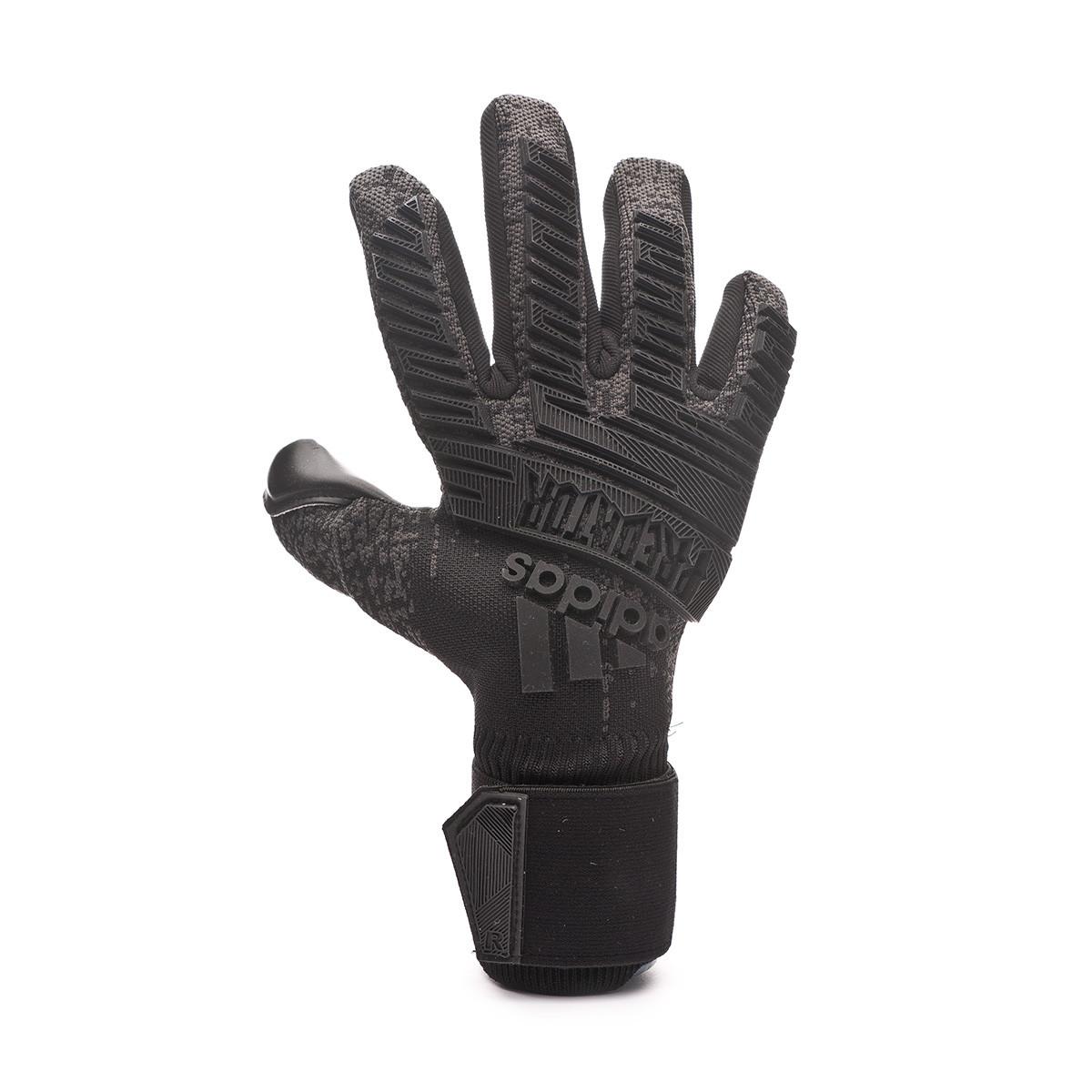 apilar tonto Aprobación  Glove adidas Predator Pro Utility black - Football store Fútbol Emotion