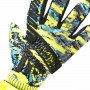 Guante Predator Pro MN Solar yellow-Bright cyan-Black