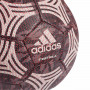 Balón Tango Skillz Carbon-Black-Grey three-Semi solar red
