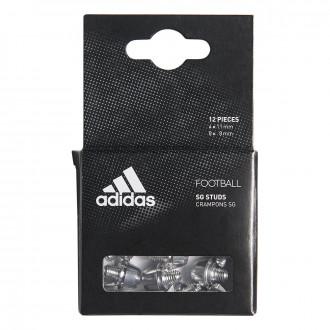 Tacchetti adidas SG Studs Argento