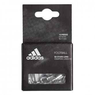 Tacchetti adidas SG Studs Long Argento