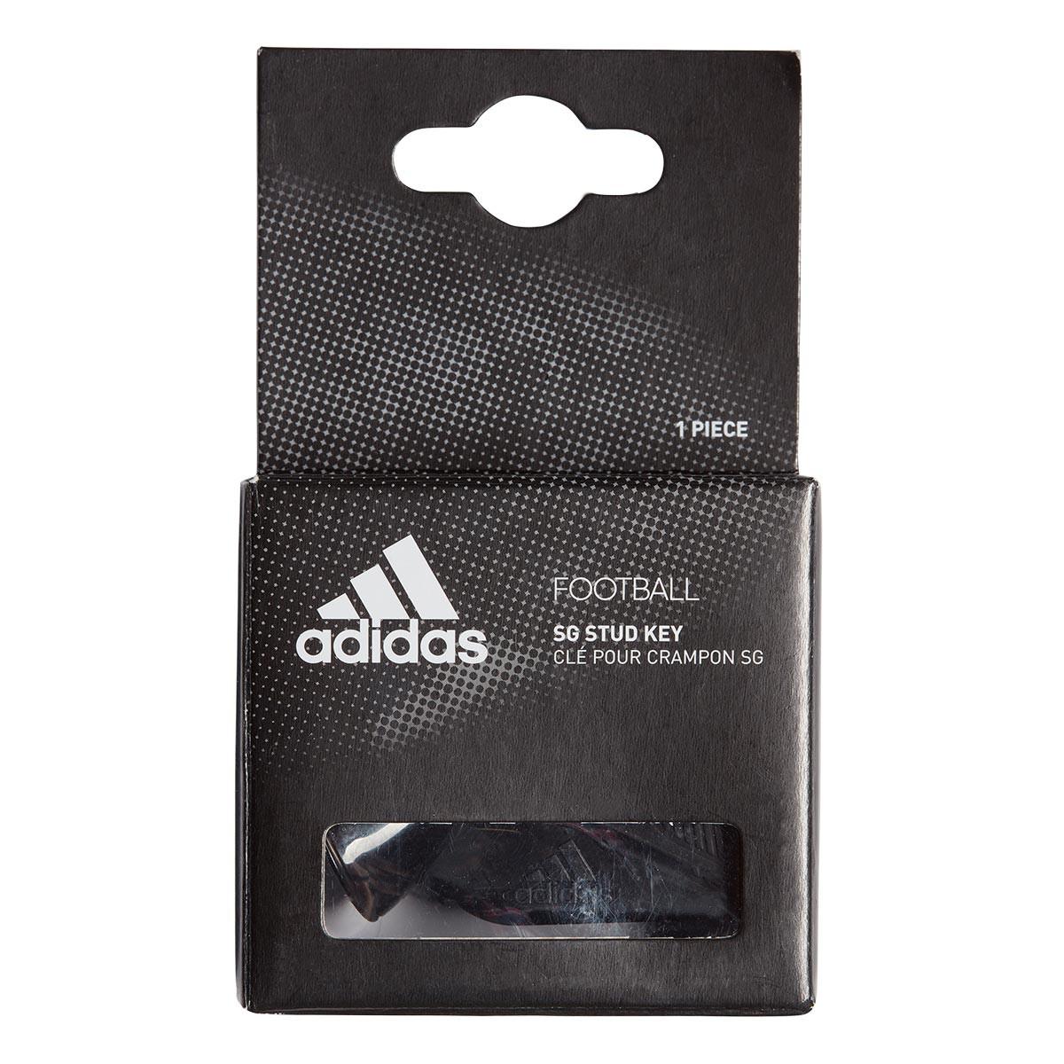 Todavía reflejar partícipe  Llave adidas SG Stud Wrench Black - Tienda de fútbol Fútbol Emotion