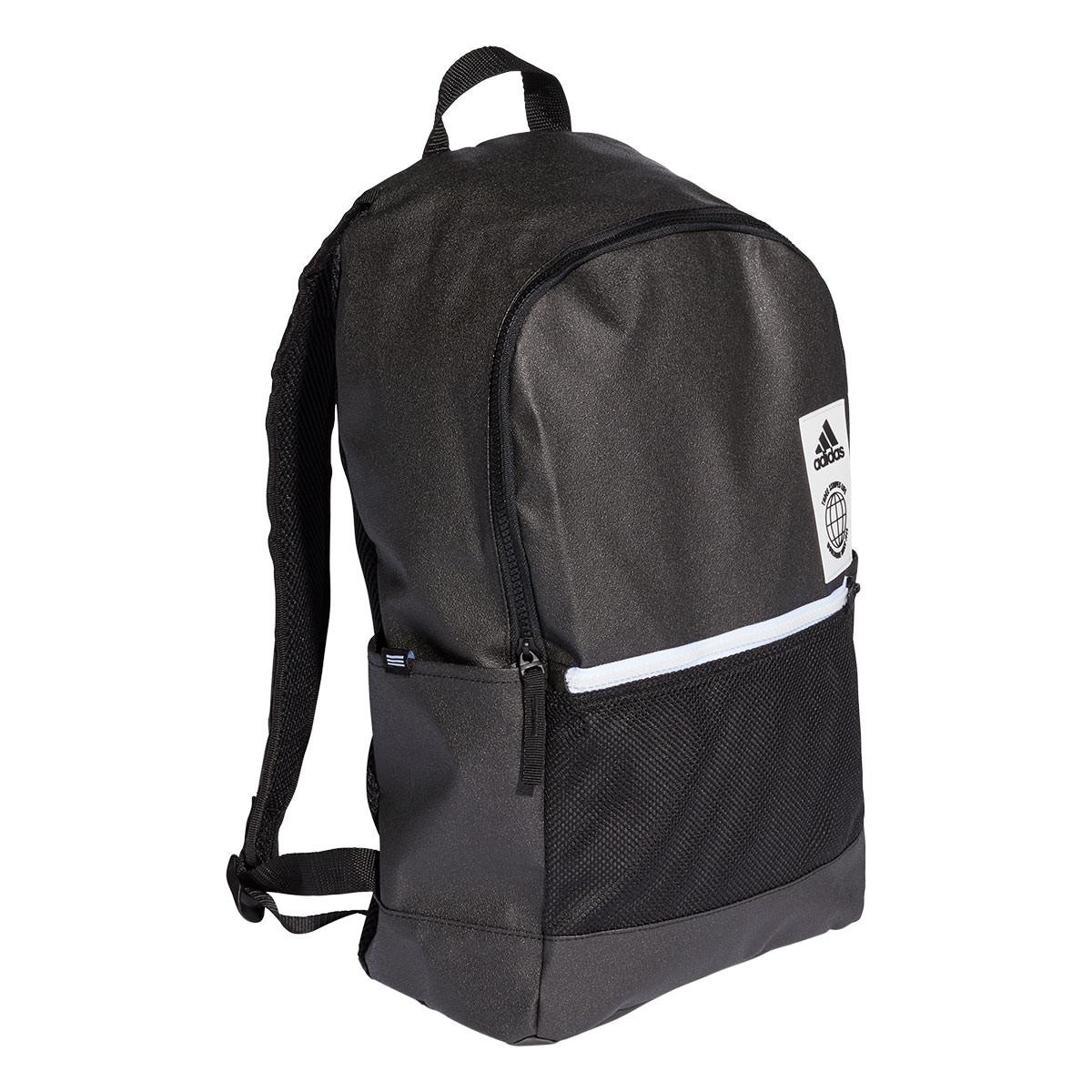 93a111ef60 Backpack adidas Classic BP Urban Black-White - Football store Fútbol ...