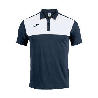 Polo shirt  Joma Winner m/c Navy blue-White