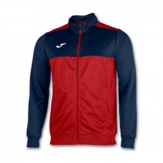 Jacket  Joma Winner Red-Navy blue