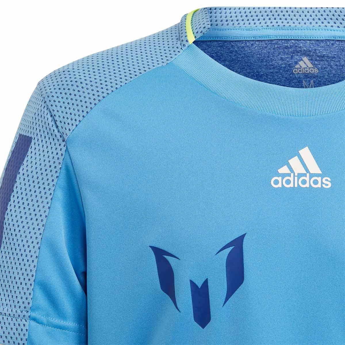 adidas Messi Icon Trikot Blau | adidas Deutschland
