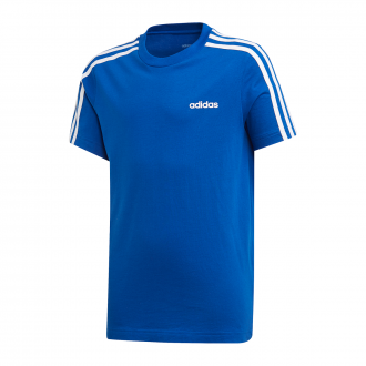 Camiseta adidas Essentials 3S Niño Royal