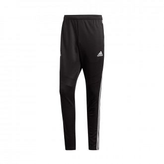 Pantalón largo  adidas Tango Training Black-White