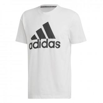 Playera adidas Bos Logo White
