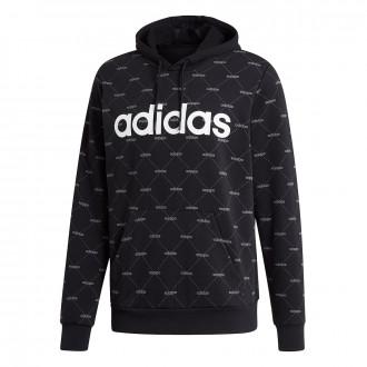 Sweatshirt  adidas Core Favourite Hoody Black
