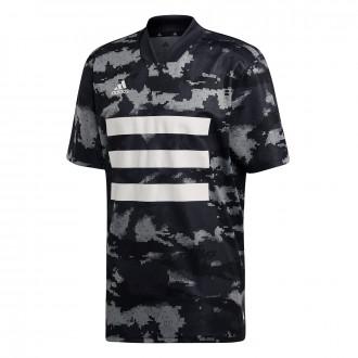 Camisola adidas Tango AOP Black