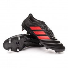 Football Boots Copa 19.1 SG Core black-Hi red-Silver metallic
