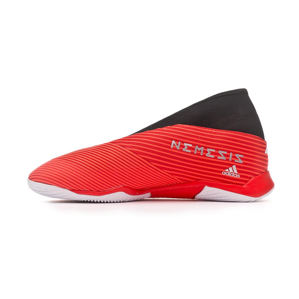 Chaussure de futsal adidas Nemeziz 19.3 Laceless IN
