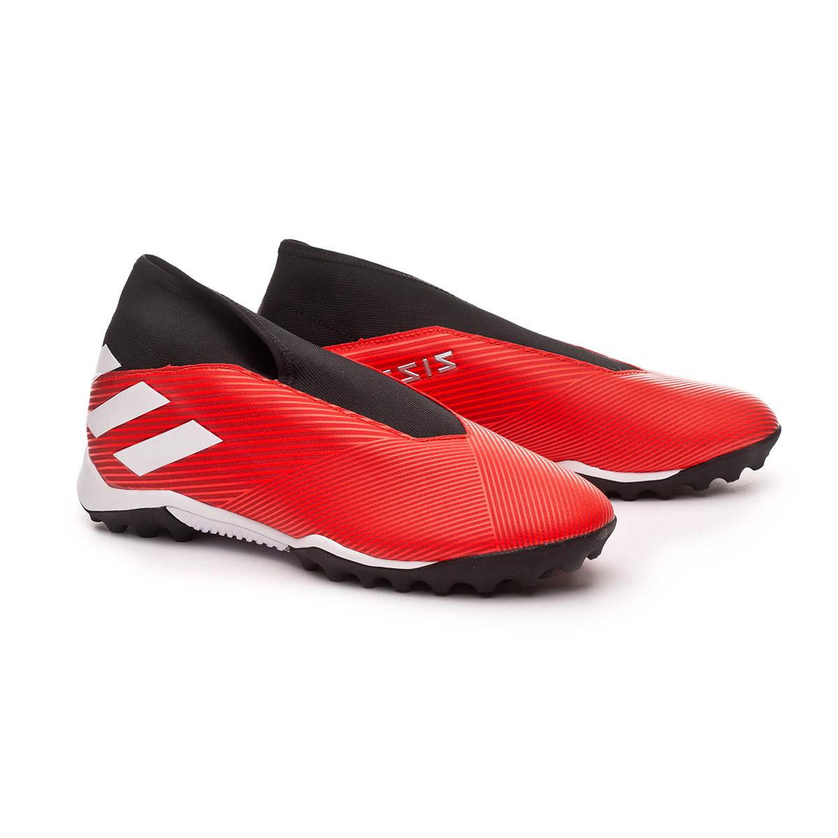 Chaussure de foot adidas Nemeziz 19.3 Laceless Turf