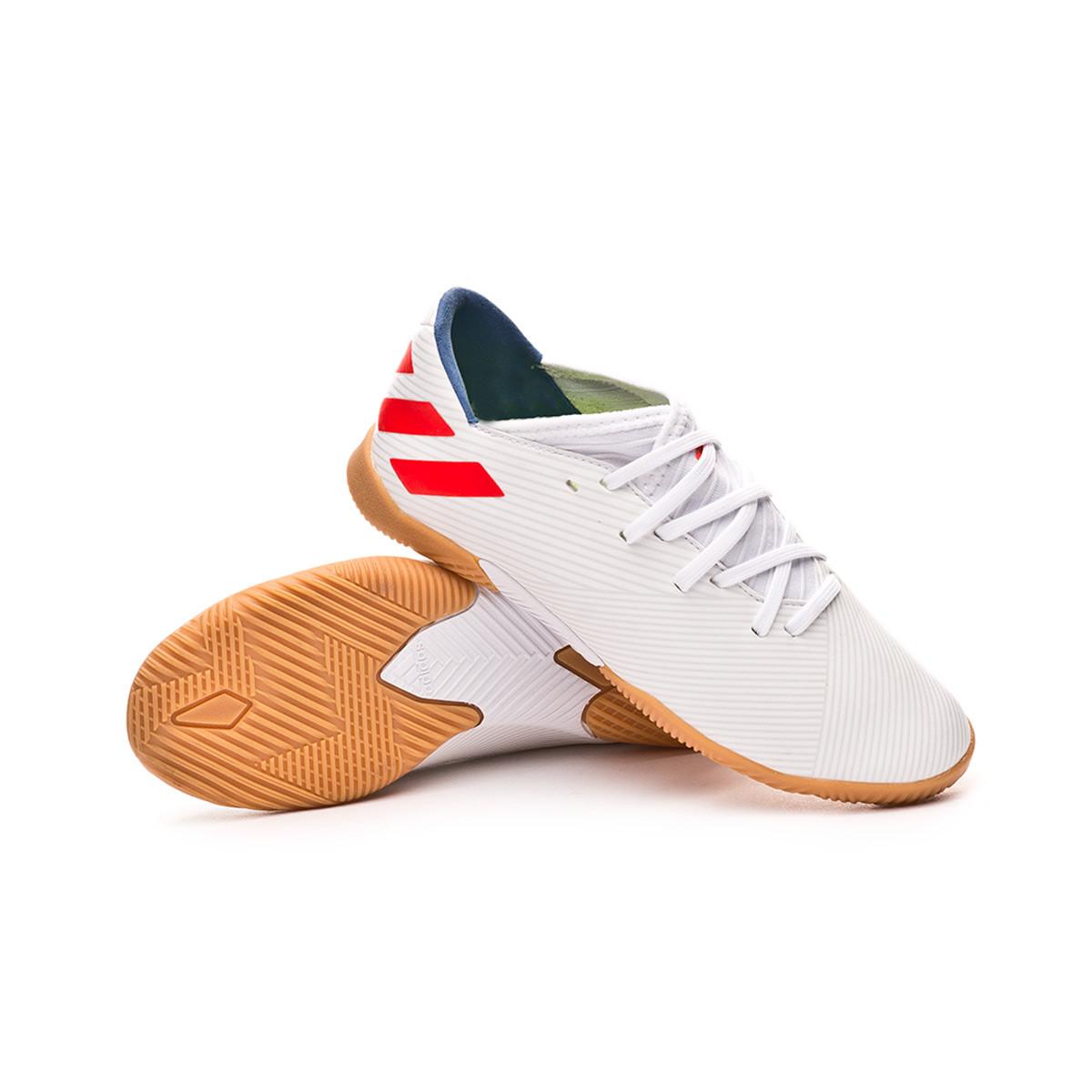 Sapatilha de Futsal adidas Nemeziz Messi 19.3 IN Crianças