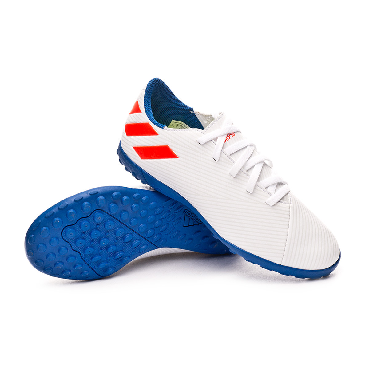 adidas Kids Nemeziz 19.4 Turf Soccer Shoe