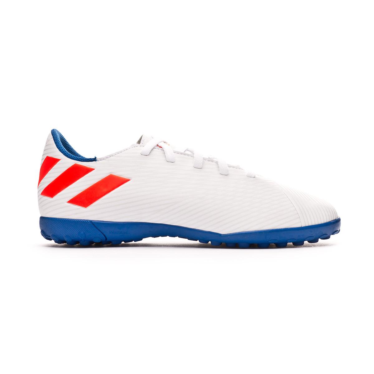 Chaussure de foot adidas Nemeziz Messi 19.4 enfant White