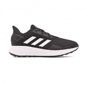 Zapatilla adidas Duramo 9 Niño Core black-White