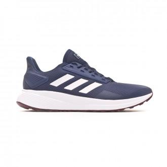 Trainers  adidas Duramo 9 Dark blue-White-Maroon