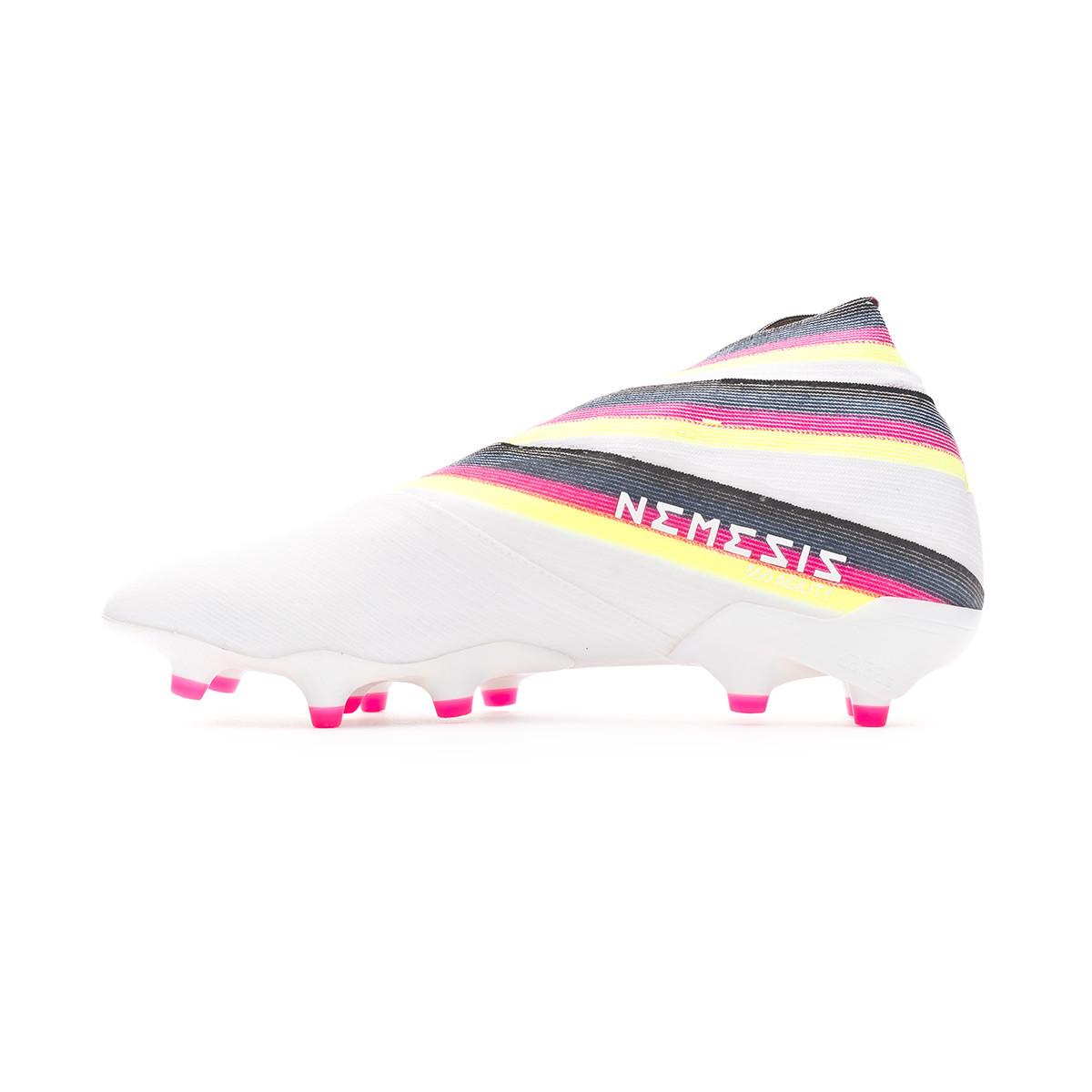 Chaussure de foot adidas Nemeziz 19+ FG ADV