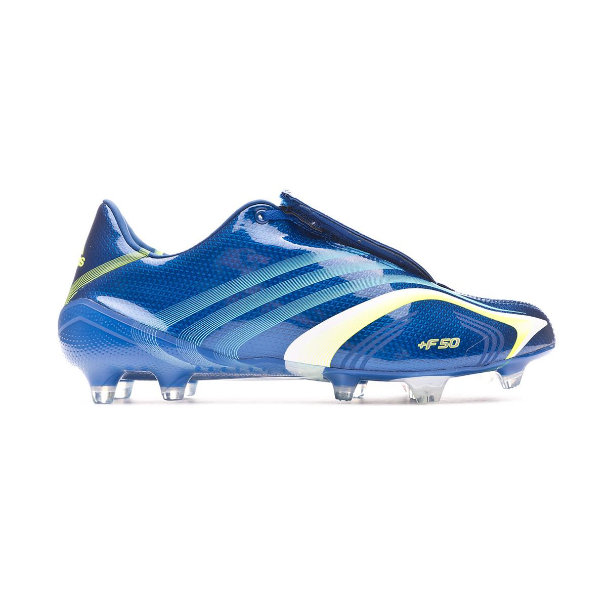Influencia Separar Cartero  Football Boots adidas X 506+ F50 Tunit Remake Blue - Football store Fútbol  Emotion