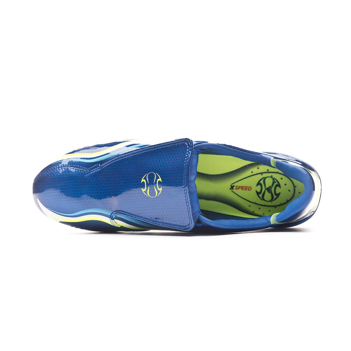Bota de fútbol adidas X 506+ F50 Tunit Remake Azul Tienda