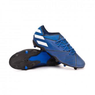 Nemeziz 19.1 FG Crianças Football blue-White-Core black