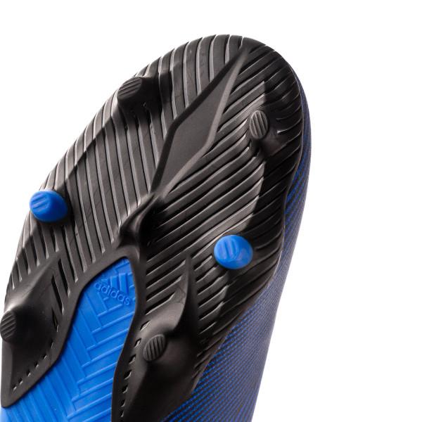 807ee41f Football Boots adidas Nemeziz 19.3 LL FG Football blue-Gold metallic-Core  black - Tienda de fútbol Fútbol Emotion