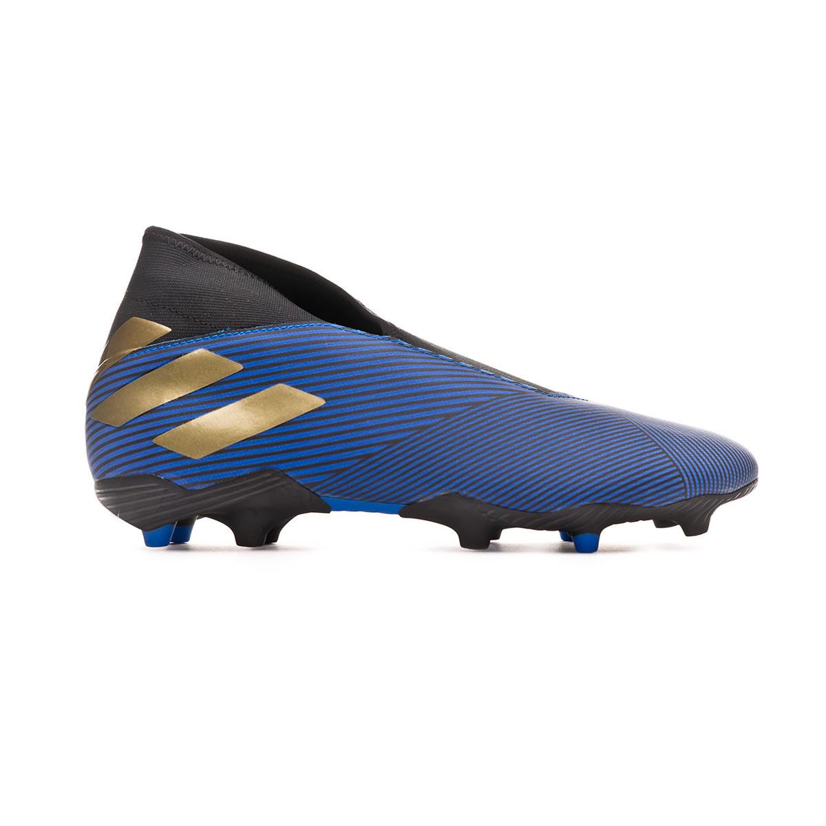 adidas laceless football boots size 3