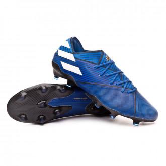 Nemeziz 19.1 FG Football blue-White-Core black