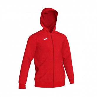 Jacket  Joma Menfis Red