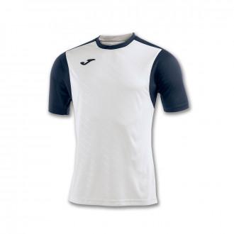 Jersey Joma Torneo II m/c White-Navy blue
