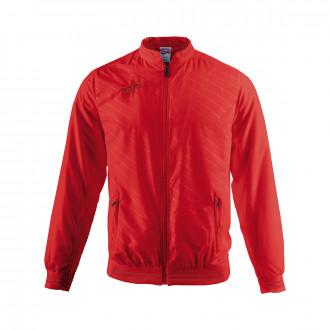 Jacket  Joma Torneo II Microfibra Red