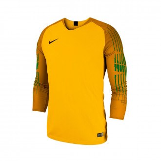 Maillot  Nike Gardien m/l Niño Tour yellow-University gold