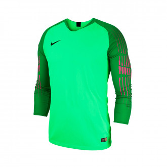 Playera Nike Gardien m/l Green strike-Green spark